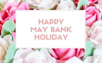 May Bank Holiday Weekend