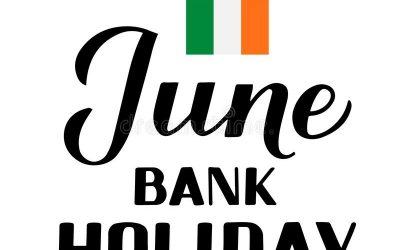 June Bank Holiday Weekend